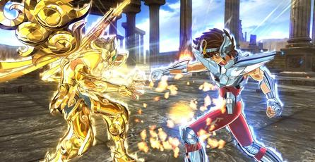 <em>Saint Seiya: Soldiers' Soul</em> llega a Steam