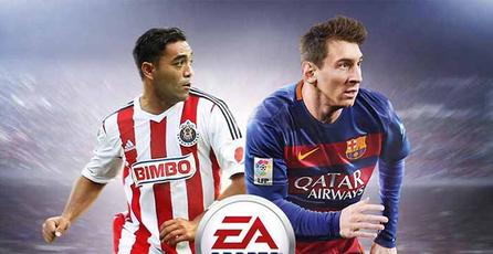 EA Sports libera 18 portadas de la Liga MX para <em>FIFA 16</em>