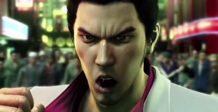 SEGA lanza nuevo trailer de <em>Yakuza: Kiwami</em>
