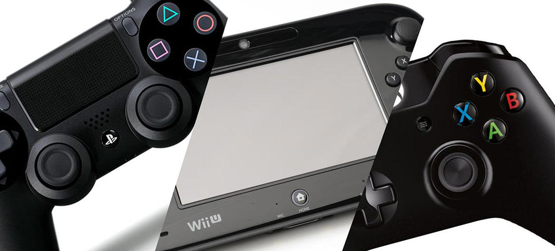 consolas next gen y videojuegos