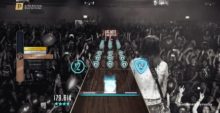 Estos son los nuevos shows de <em>Guitar Hero Live</em>