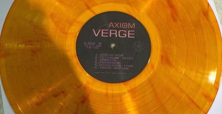 Lanzan soundtrack de <em>Axiom Verge</em> en vinilo