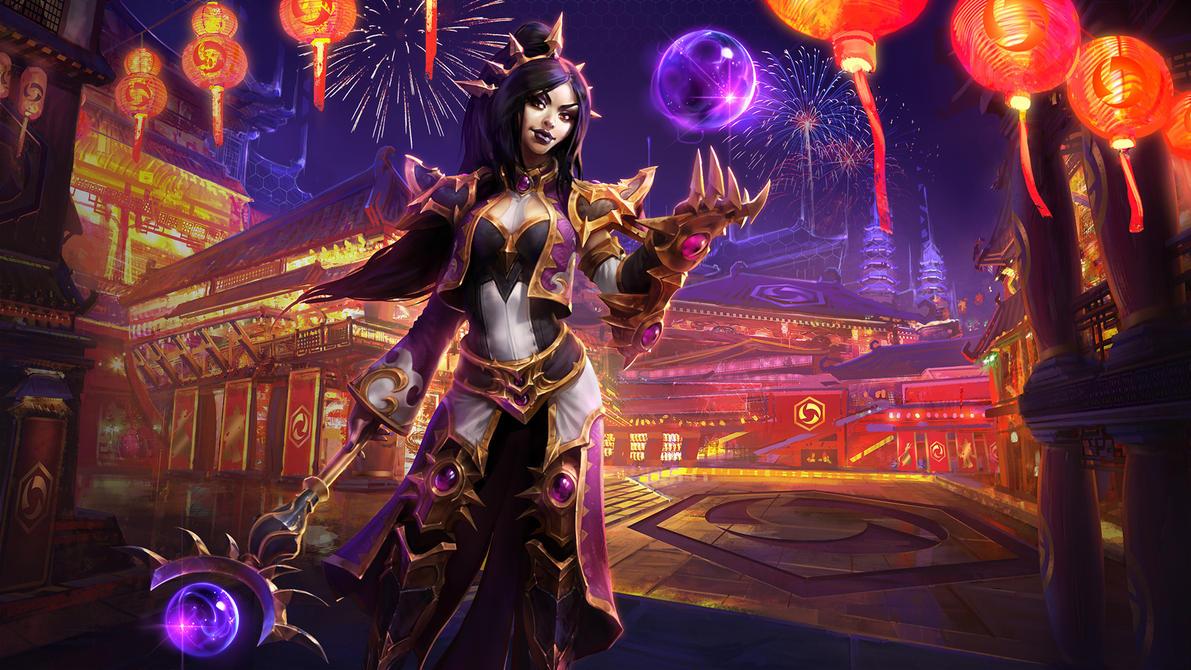 Xul, el Nigromante, y Li-Ming, la arcanista: los nuevos héroes de <em>Heroes of the Storm</em>