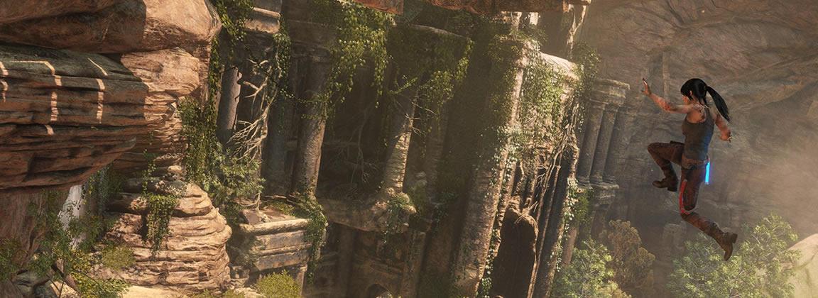 Rise of the Tomb Raider en 4K