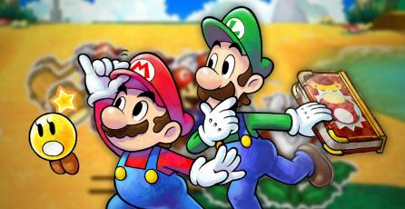 <em>Mario &amp; Luigi: Paper Jam</em>