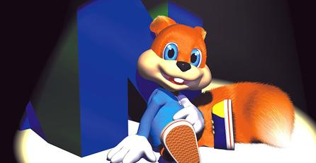 Filtran posible precuela de <em>Conker's Bad Fur Day</em>