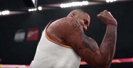 Demandan a desarrolladores de <em>NBA 2K16</em> por tatuajes virtuales