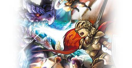 <em>Final Fantasy Explorers</em>