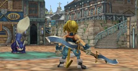 <em>Final Fantasy IX</em> ya está disponible en iPhone y iPad