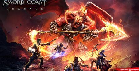 <em>Sword Coast Legends</em>, de <em>Dungeons &amp; Dragons</em>, llegará a consolas