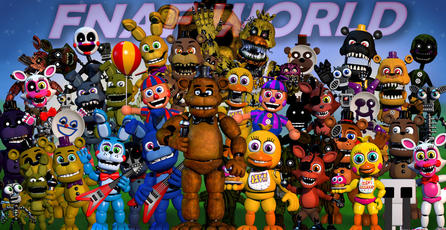 Relanzan <em>Five Nights at Freddy's World</em> gratuitamente