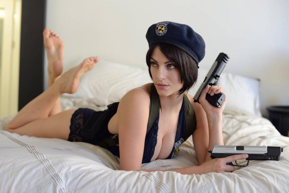Jill valentine erotic