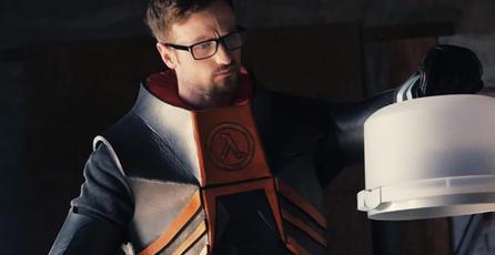 Fan enfrenta a los protagonistas de <em>Half-Life</em> y <em>Portal</em> en un divertido video