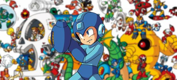 <em>Mega Man Legacy Collection</em>