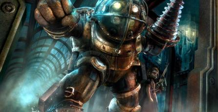 Filtran posible cubierta de <em>BioShock: The Collection</em>