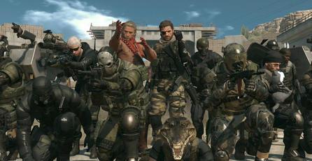 Nueva modalidad llegará a <em>Metal Gear Online</em> la próxima semana
