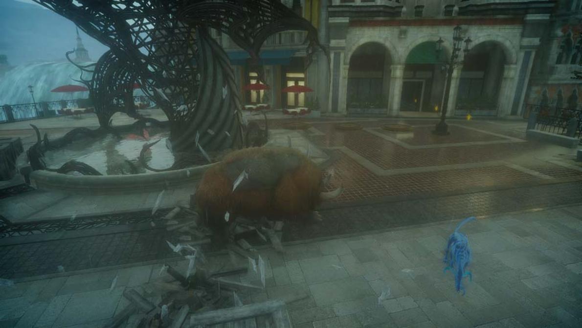 Imágenes de <em>Final Fantasy XV</em>: Platinum Demo