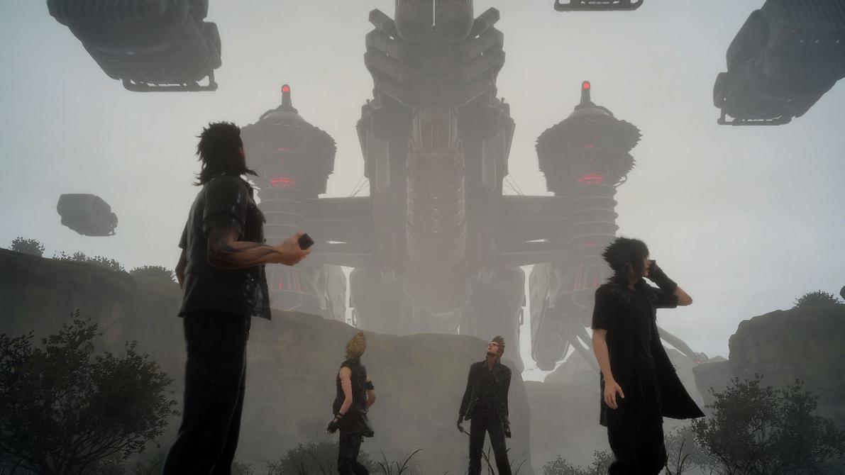 Nuevas imágenes de <em>Final Fantasy XV</em>