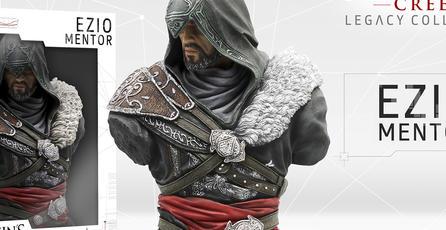Conoce las nuevas figuras de <em>Assassin's Creed</em>