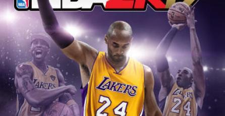 <em>NBA 2K17</em> tendrá Legend Edition de Kobe Bryant