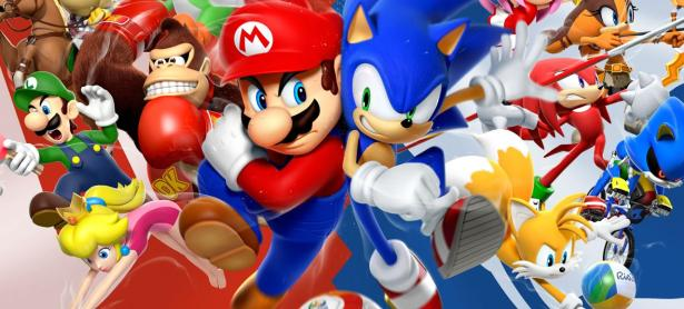 <em>Mario &amp; Sonic at the Rio 2016 Olympic Games - 3DS</em>
