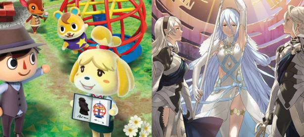 Habrá videojuego de Fire Emblem y Animal Crossing para móviles este año