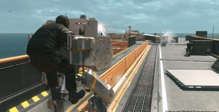 Nuevo parche para <em>Metal Gear Online</em> está en camino