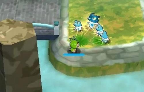 El estilo de juego es sencillo, pero tiene las bases de Pokémon