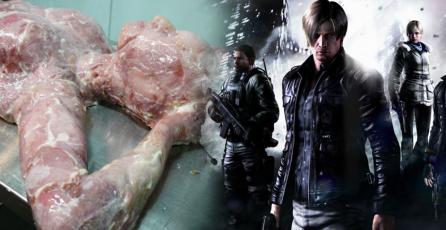 Alerta de canibalismo resultó ser publicidad de <em>Resident Evil</em>