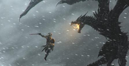 Filtran posible fecha de salida para la remasterización de <em>Skyrim</em>