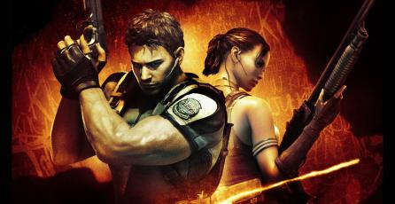 <em>Resident Evil 5</em> ya está disponible en Xbox One y PS4