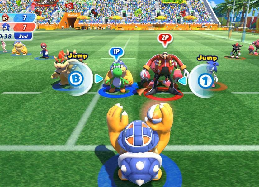 Gracias a este juego, comprendí de una forma fácil lo que es el Rugby