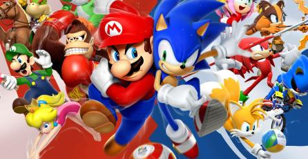 <em>Mario &amp; Sonic at the Rio 2016 Olympic Games</em> (Wii U)