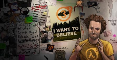 Rumor: <em>Half-Life 3</em> saldría el 2018 y con soporte para VR