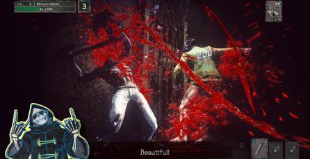 Liberan video con gameplay de <em>Let It Die</em>