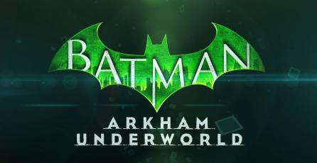 <em>Batman: Arkham Underworld</em> ya está disponible en móviles