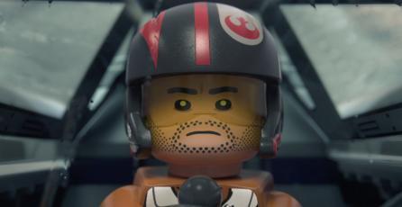 <em>LEGO Star Wars: Episode VII</em> continúa dominando las ventas de Reino Unido