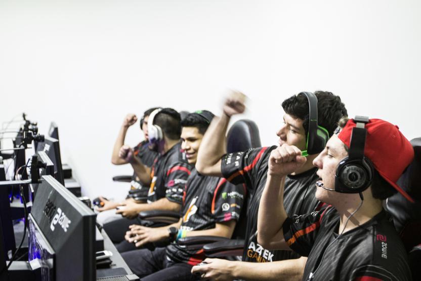 Aztek Gaming - Campeones de Gamelta