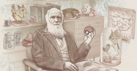 SÚPER CIENCIA GAMER: <em>Pokémon GO</em> y <em>El Origen de las Especies</em>