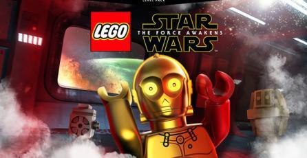 Ya está disponible el nuevo DLC de <em>LEGO: The Force Awakens</em>