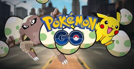 El injusto secreto de la eclosión de huevos en <em>Pokémon GO</em>