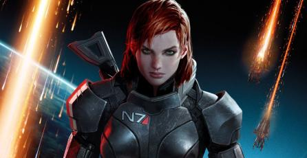 EA podría lanzar una remasterización de <em>Mass Effect</em>