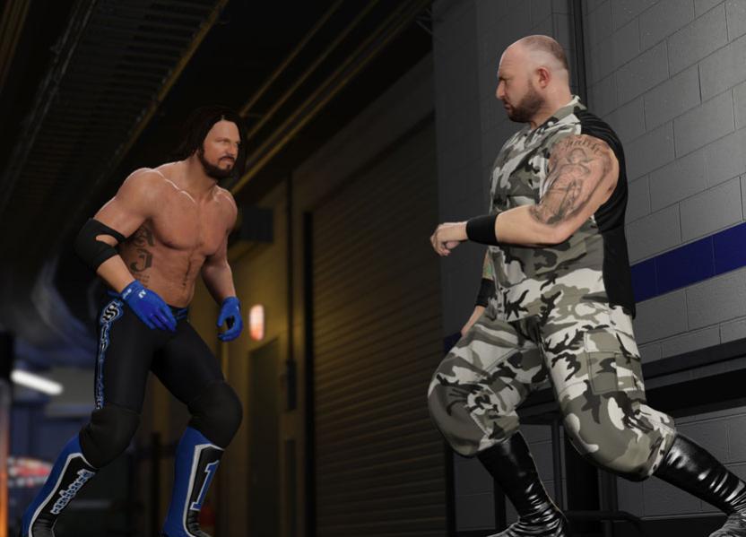 Ahora puedes llevar los combates al backstage