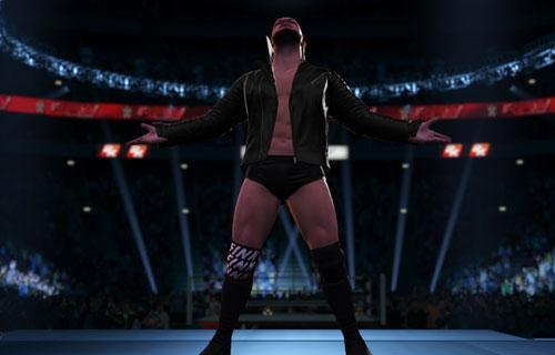 WWE 2K17 sirve para conocer a los nuevos valores de la WWE