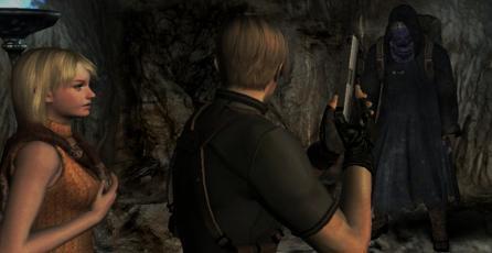 Así se ve <em>Resident Evil 4</em> en PlayStation 4 y Xbox One