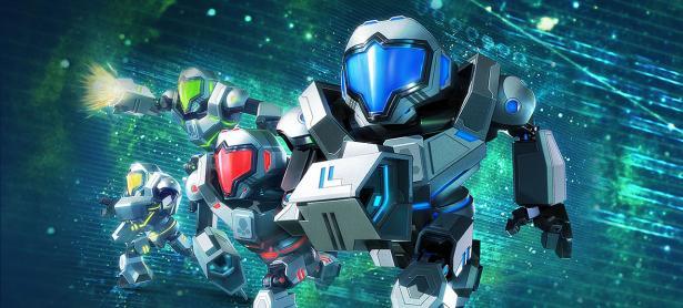 <em>Metroid Prime: Federation Force</em>