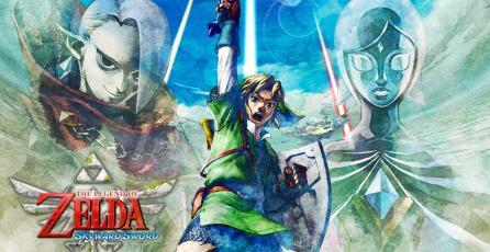 <em>Zelda: Skyward Sword</em> ya está disponible en Wii U