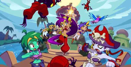 Retrasan la salida de <em>Shantae: Half-Genie Hero</em>