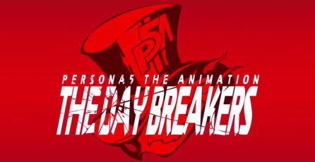 Podremos ver el animé de <em>Persona 5</em> mediante Crunchyroll