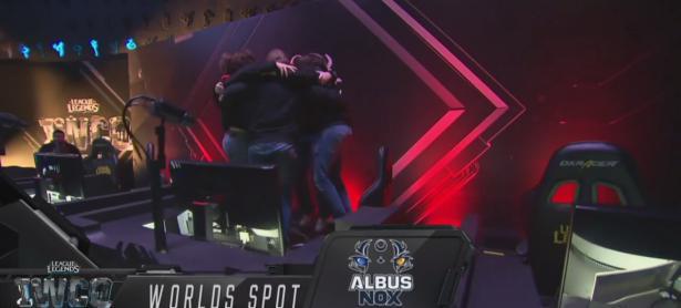 League of Legends: Lyon Gaming cae ante Albus NoX Luna